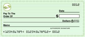 cheap checks online